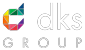 footer logo dks-group - agence de communication
