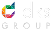 logo footer dks-group agence de communication